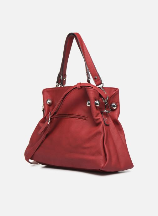 Handbags Tamaris Gweny Shoulder Bag Red view from the right