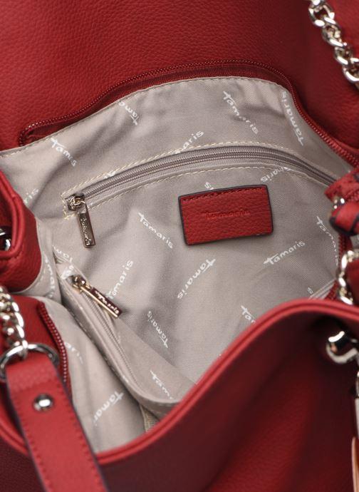 Handtaschen Tamaris Gweny Shoulder Bag rot ansicht von hinten