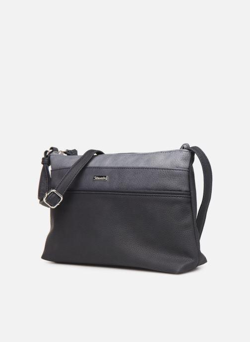 Sacs à main Tamaris Khema Crossboody Bag S Bleu vue portées chaussures
