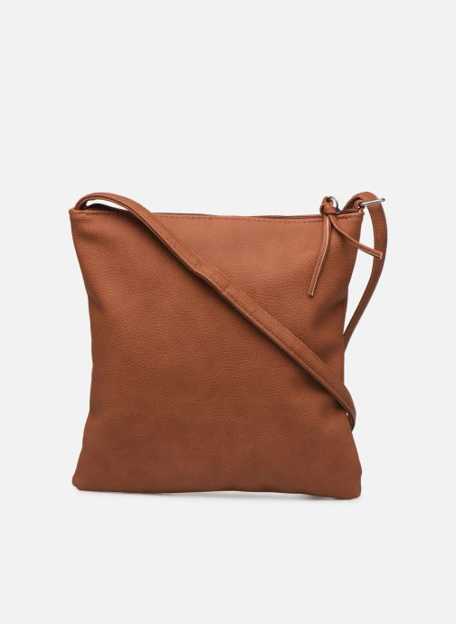 Handbags Tamaris Louise Crossbody Bag M Brown front view