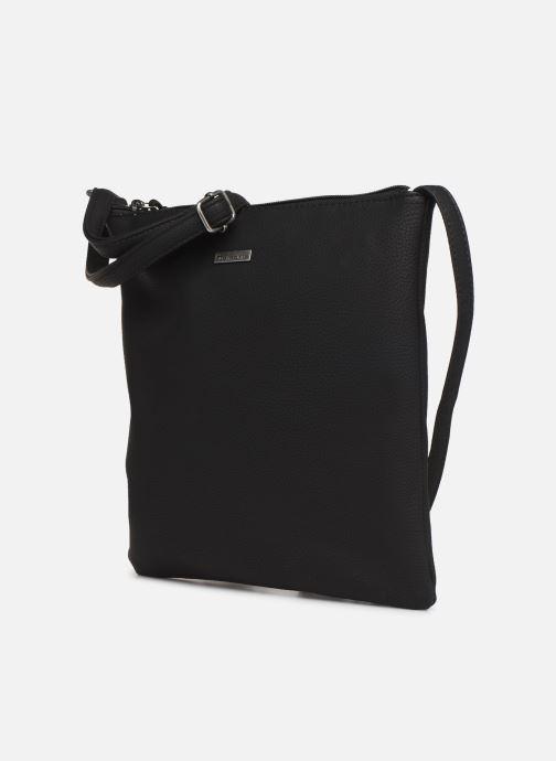 Handtaschen Tamaris Louise Crossbody Bag M schwarz schuhe getragen
