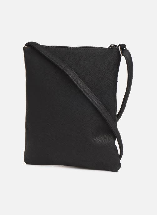 Handtaschen Tamaris Louise Crossbody Bag M schwarz ansicht von rechts