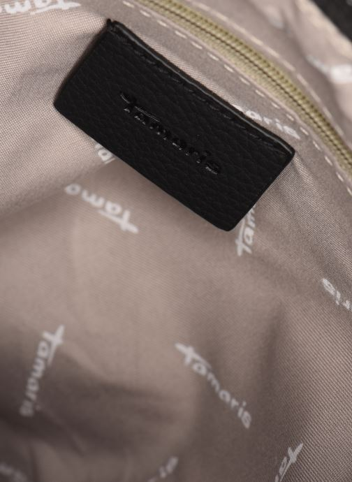 Handtaschen Tamaris Louise Crossbody Bag M schwarz ansicht von hinten