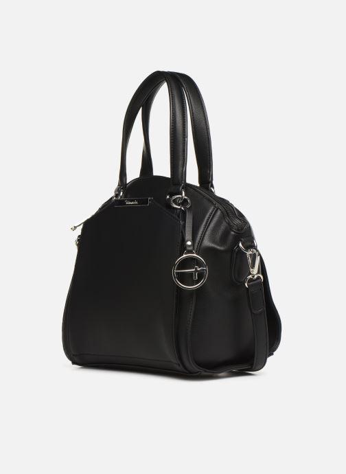 Handbags Tamaris Mirella Handbag Black model view