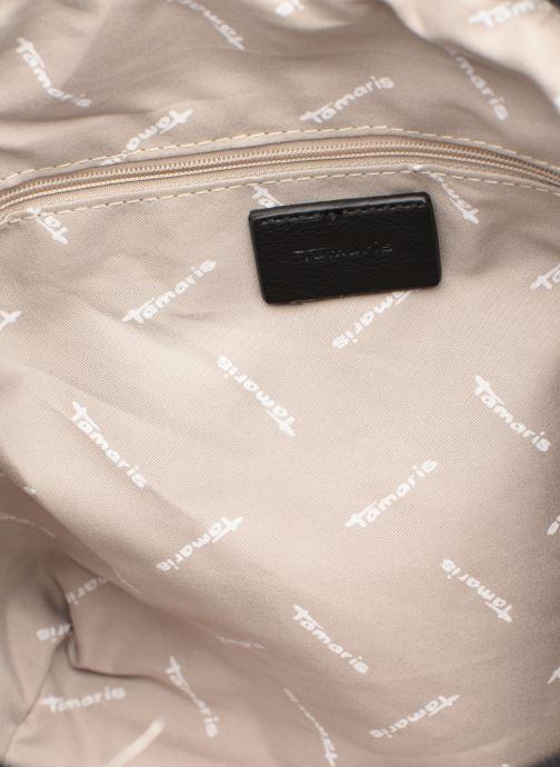 Handbags Tamaris Mirella Handbag Black back view