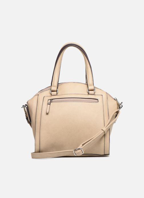 Handbags Tamaris Mirella Handbag Beige front view