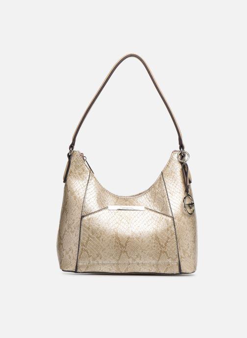 Handbags Tamaris Mirella Hobo Bag S Bronze and Gold detailed view/ Pair view