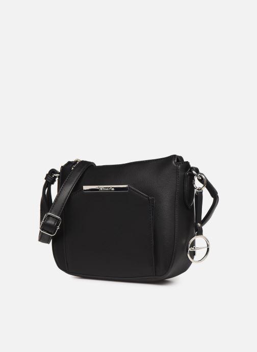 Sacs à main Tamaris Mirella Crossbody Bag S Noir vue portées chaussures
