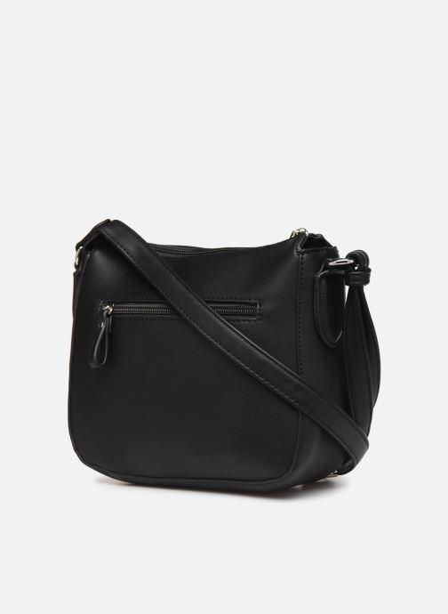 Handbags Tamaris Mirella Crossbody Bag S Black view from the right