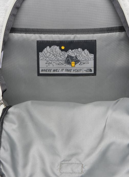 Zaini The North Face W JESTER Grigio immagine posteriore