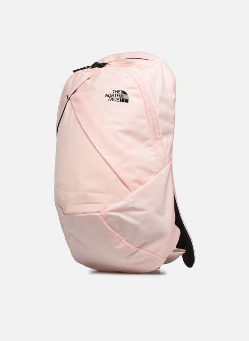 Mochilas The North Face W ELECTRA Rosa vista del modelo