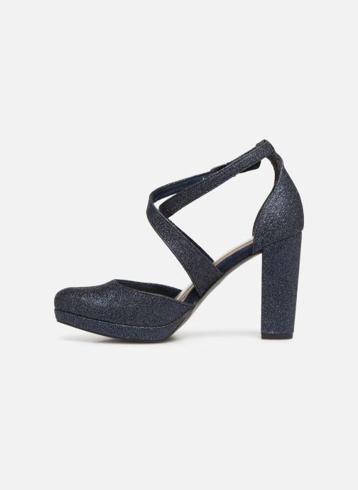 High heels Tamaris Katarina Blue front view
