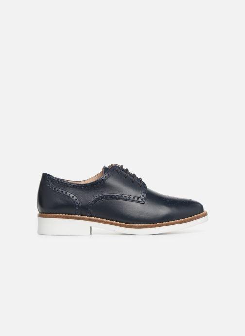 Chaussures à lacets Georgia Rose Apolonia Bleu vue derrière