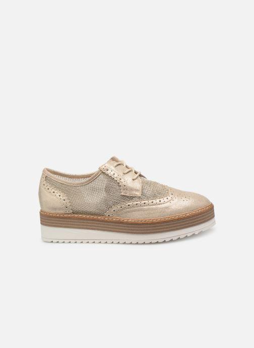 Chaussures à lacets Tamaris Cornelia Or et bronze vue derrière