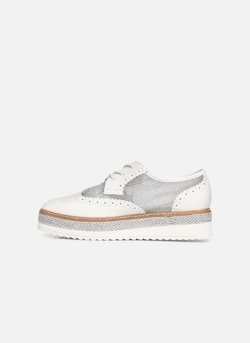 Chaussures à lacets Tamaris Cornelia Blanc vue face