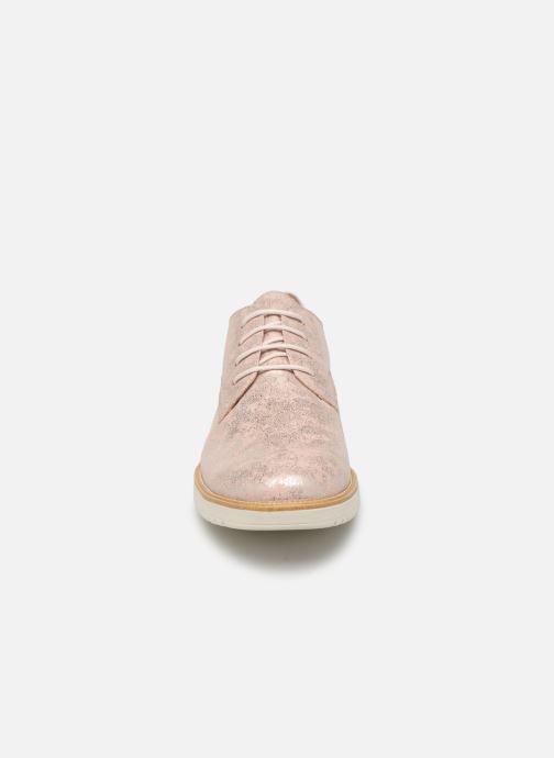 Chaussures à lacets Tamaris Dora Rose vue portées chaussures