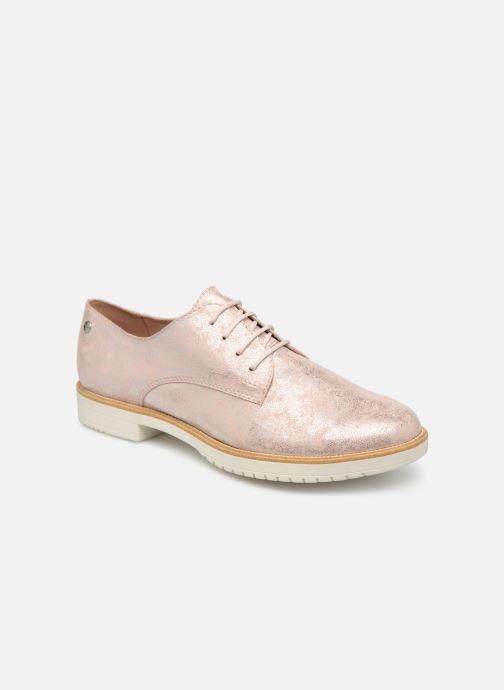 Chaussures à lacets Tamaris Dora Rose vue détail/paire