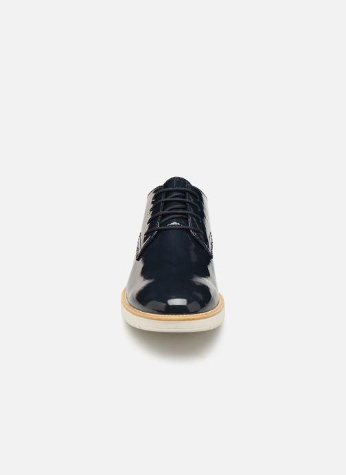 Chaussures à lacets Tamaris Dorothea Bleu vue portées chaussures