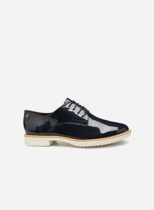 Chaussures à lacets Tamaris Dorothea Bleu vue derrière