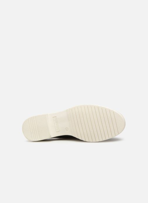 Chaussures à lacets Tamaris Dorothea Bleu vue haut