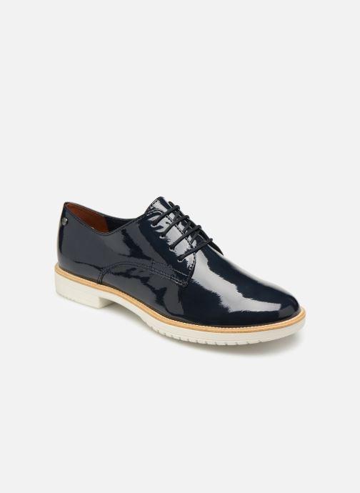 Chaussures à lacets Tamaris Dorothea Bleu vue détail/paire