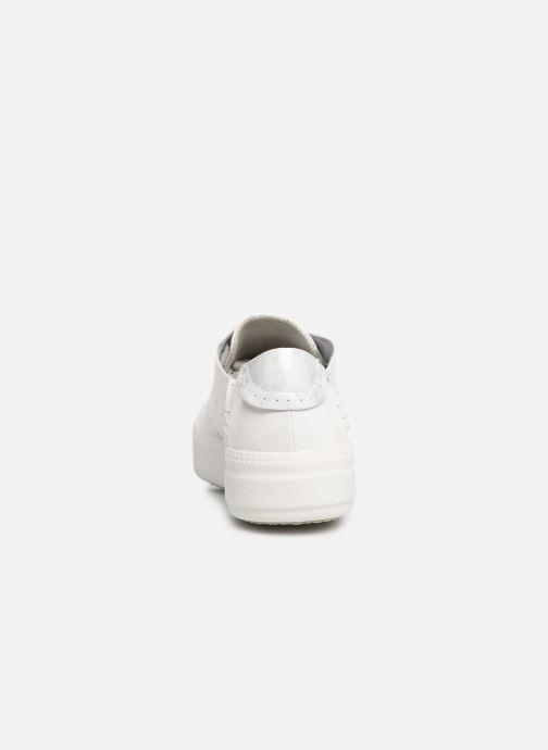 Baskets Tamaris Germana Blanc vue droite