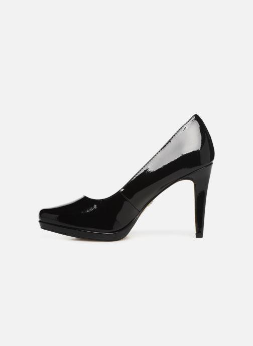 Zapatos de tacón Tamaris Hilda Negro vista de frente