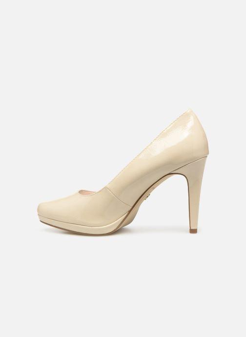 Zapatos de tacón Tamaris Hilda Blanco vista de frente
