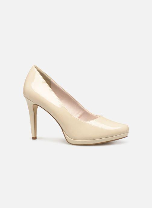Zapatos de tacón Tamaris Hilda Blanco vistra trasera