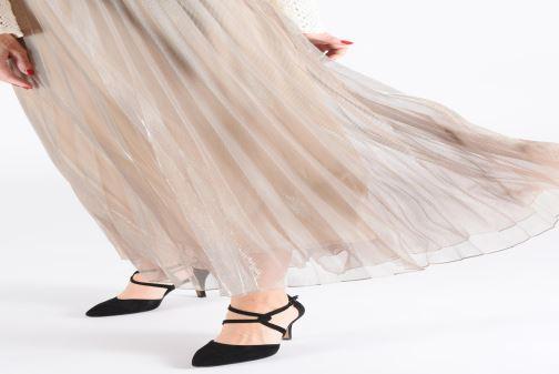 Zapatos de tacón Tamaris Lydia Amarillo vista de abajo
