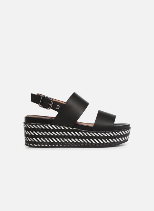 Sandales et nu-pieds Gioseppo 48567 Noir vue derrière