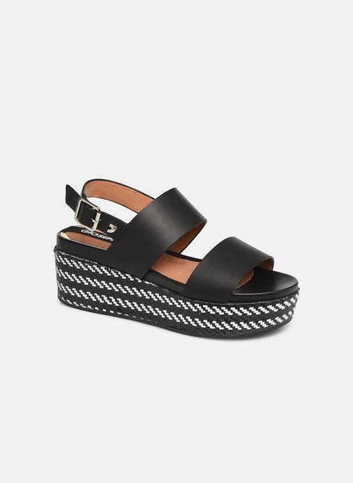 Sandales et nu-pieds Gioseppo 48567 Noir vue détail/paire