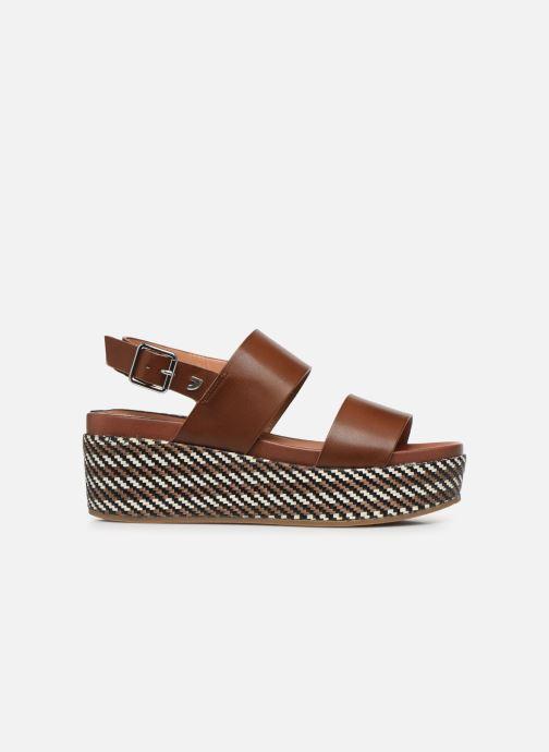 Sandales et nu-pieds Gioseppo 48567 Marron vue derrière