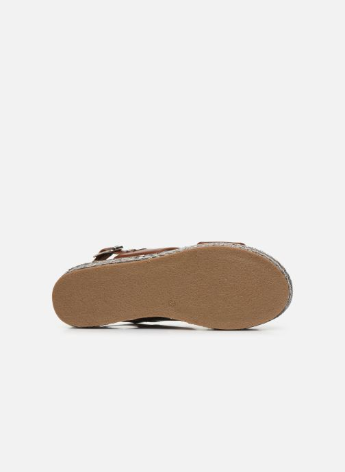 Sandales et nu-pieds Gioseppo 48567 Marron vue haut