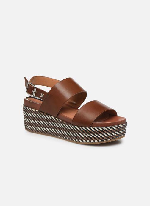 Sandales et nu-pieds Gioseppo 48567 Marron vue détail/paire