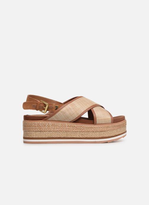 Sandales et nu-pieds Gioseppo 47205 Marron vue derrière