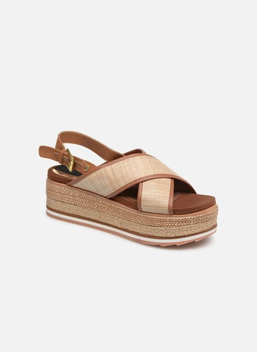 Sandales et nu-pieds Gioseppo 47205 Marron vue détail/paire