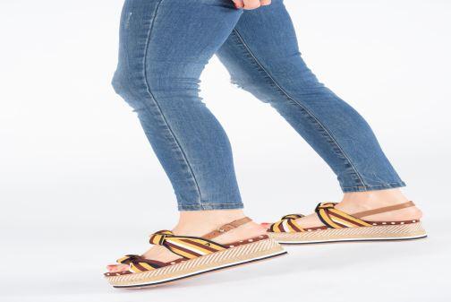 Sandales et nu-pieds Gioseppo 47206 Multicolore vue bas / vue portée sac