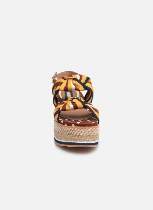 Sandales et nu-pieds Gioseppo 47206 Multicolore vue portées chaussures