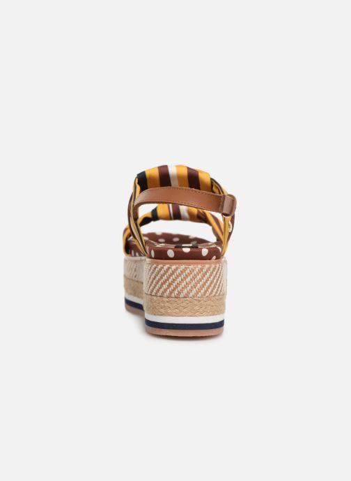 Sandales et nu-pieds Gioseppo 47206 Multicolore vue droite