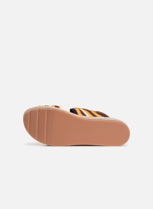 Sandales et nu-pieds Gioseppo 47206 Multicolore vue haut