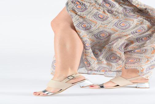 Sandali e scarpe aperte Gioseppo 48545 Beige immagine dal basso