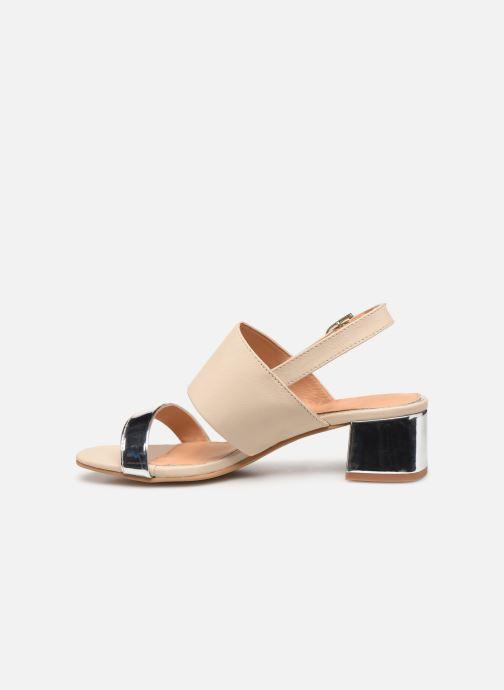 Sandali e scarpe aperte Gioseppo 48545 Beige immagine frontale