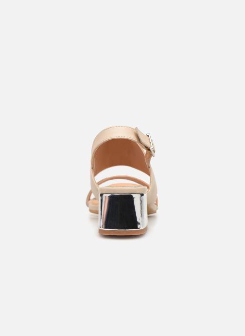 Sandali e scarpe aperte Gioseppo 48545 Beige immagine destra