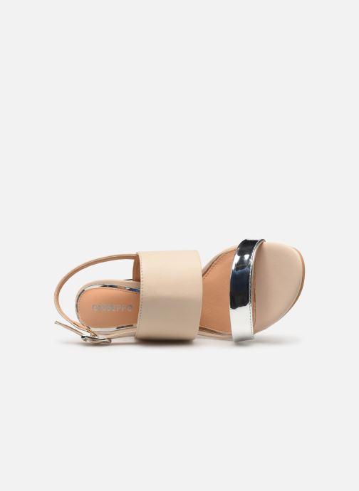 Sandali e scarpe aperte Gioseppo 48545 Beige immagine sinistra