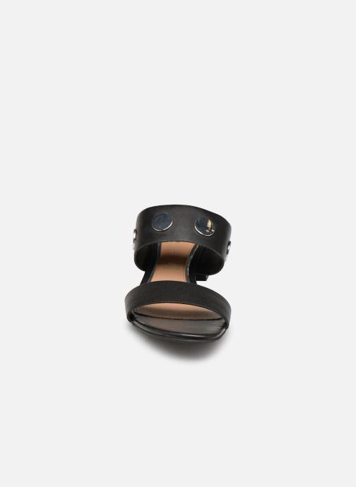 Mules et sabots Gioseppo 49040 Noir vue portées chaussures