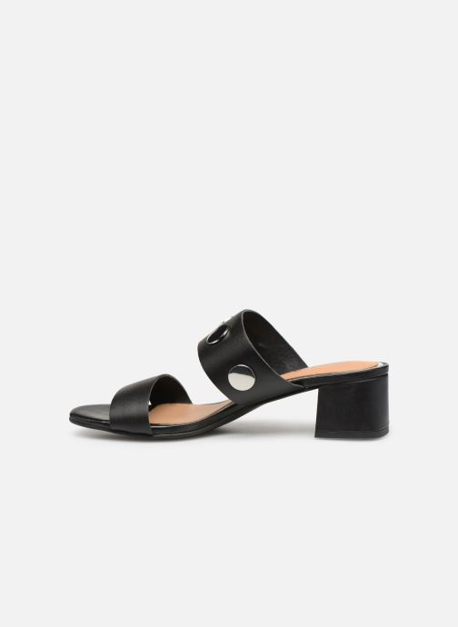 Mules & clogs Gioseppo 49040 Black front view
