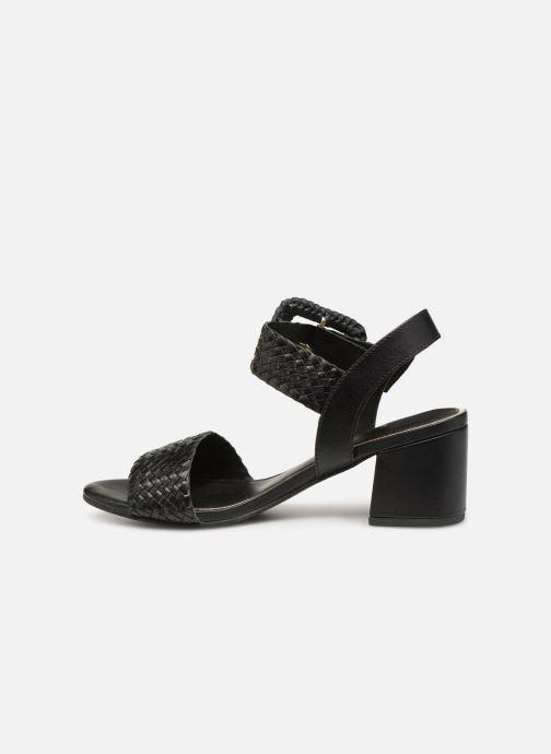 Sandales et nu-pieds Gioseppo 48319 Noir vue face