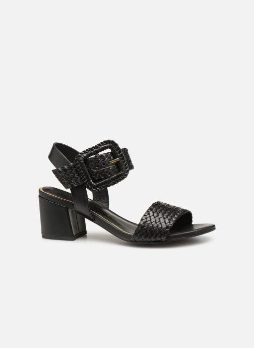 Sandales et nu-pieds Gioseppo 48319 Noir vue derrière