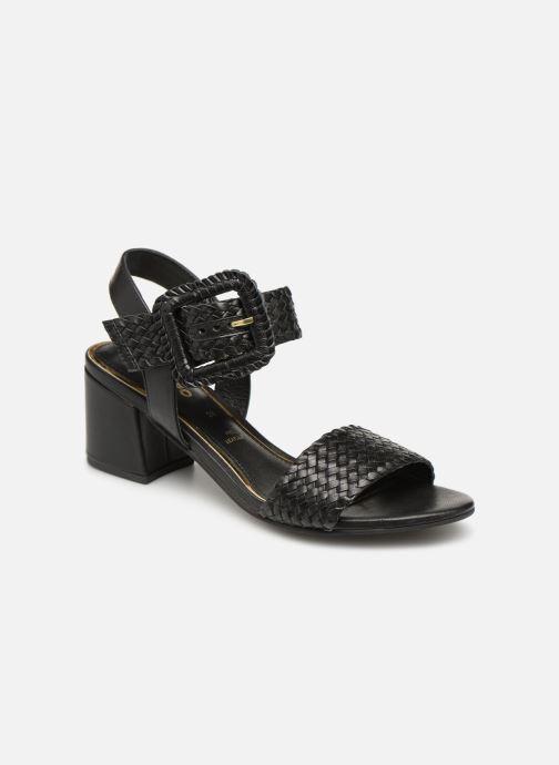 Sandales et nu-pieds Gioseppo 48319 Noir vue détail/paire